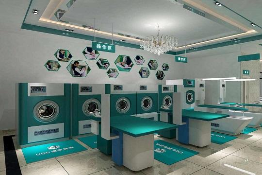 干洗店全套干洗设备要多少钱?