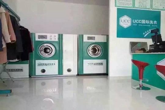 开一家洗衣店的成本是多少?