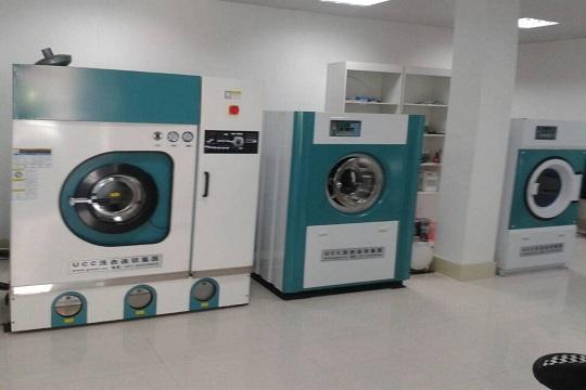 开干洗店一套干洗设备需要多少钱