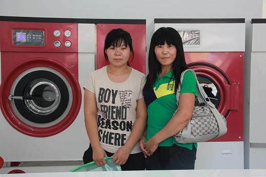 UCC湖南加盟商干洗店