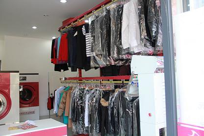 UCC洗衣专业的品牌干洗加盟店
