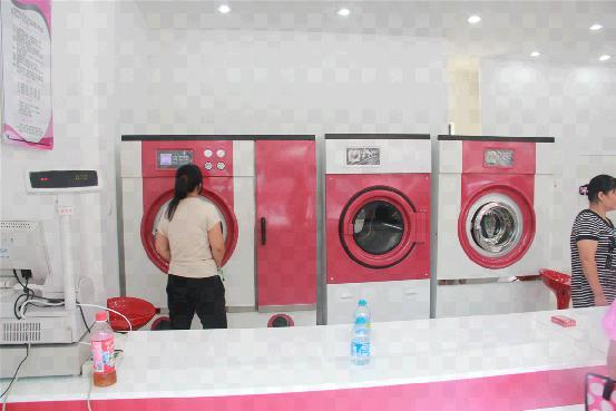 UCC洗衣加盟连锁企业,品牌干洗加盟店