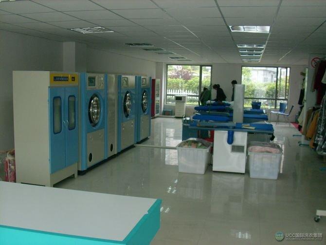 UCC干洗机