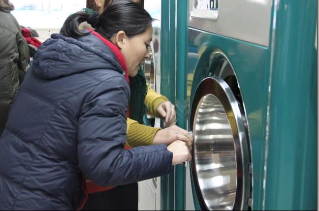 UCC干洗设备